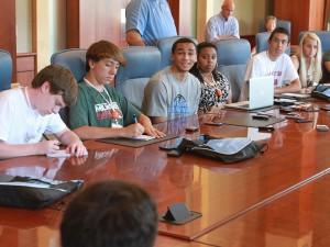 Carolina Sports Journalism Camp